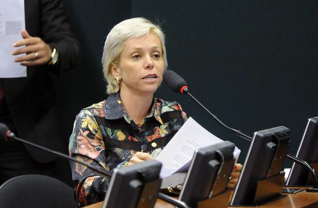 Deputada Cristiane Brasil será a nova ministra do Trabalho