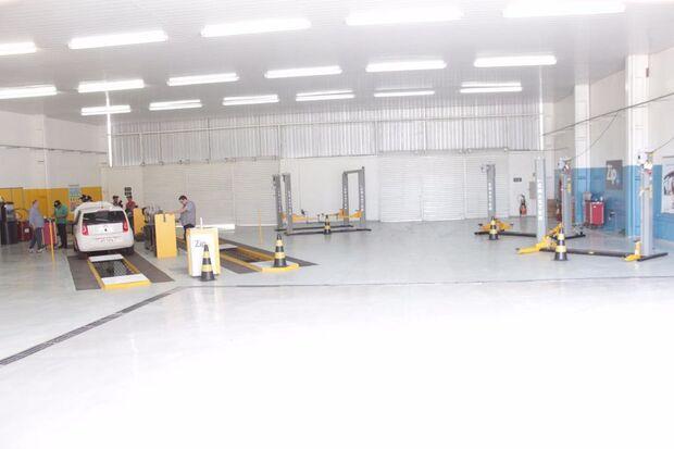 Capital ganha novo centro automotivo
