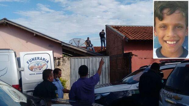 Adolescente é suspeito de matar menino de 10 anos encontrado em telhado