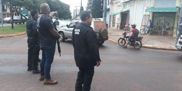 Comerciante é executado a tiros dentro de casa durante assalto