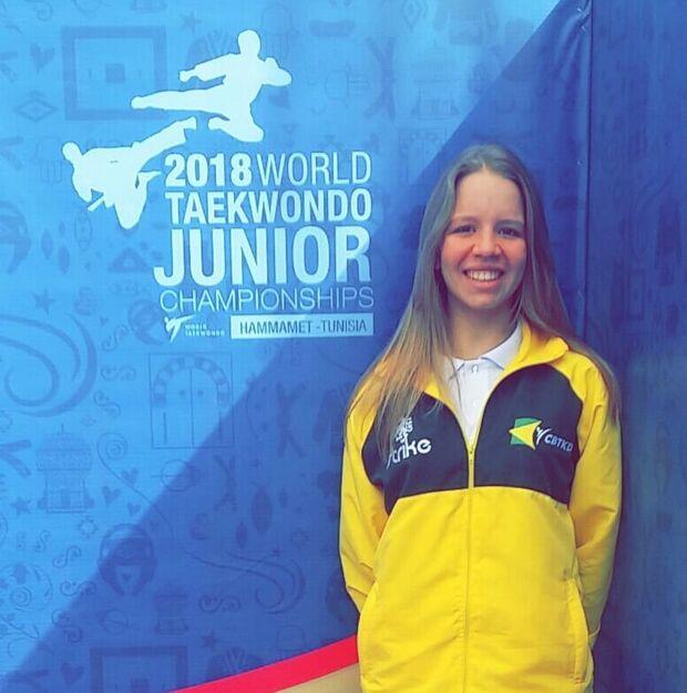 Atleta sul-mato-grossense representa o país em Mundial na Tunísia