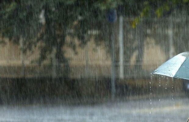 Previsão para este domingo é de chuva e trovoadas ilosadas