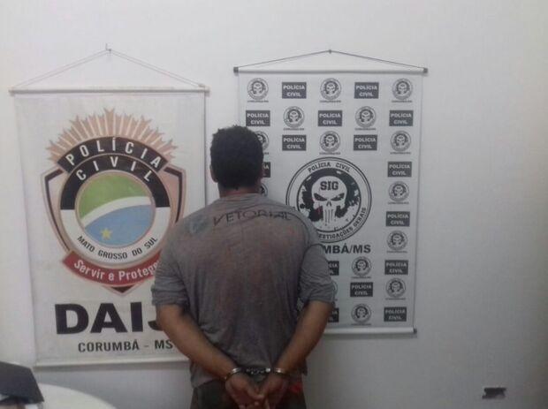 Dois homens são presos por estupro