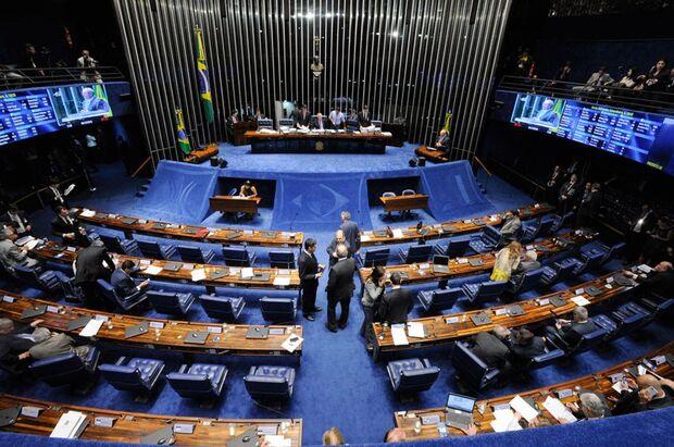 A menos de seis meses das eleições, bancadas no Senado têm nova configuração