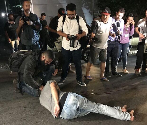 Justiça mandar prender ex-vereador por agressão a manifestante anti-PT