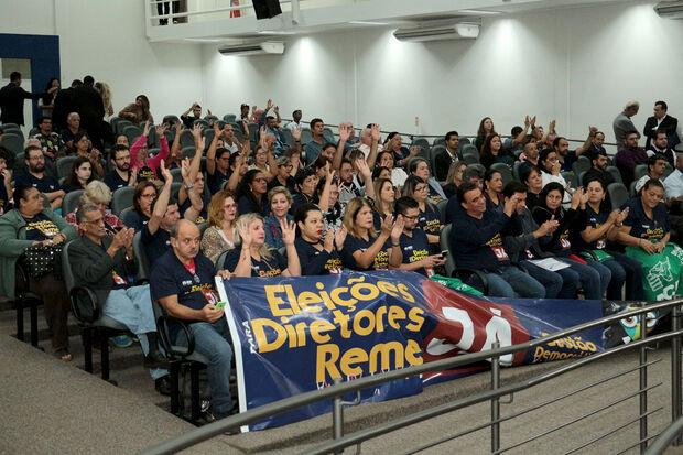 Aprovado projeto que institui a gestão democrática na REME