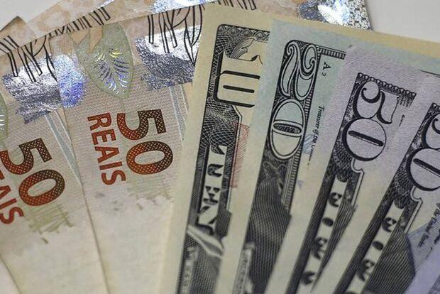 Dólar abre em alta na expectativa da reunião do Banco Central dos EUA