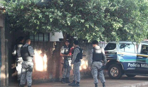 GAECO e MPE realizam buscas em três casas durante