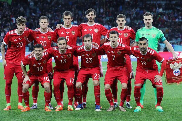 Rússia e Arábia Saudita fazem o jogo de abertura da Copa