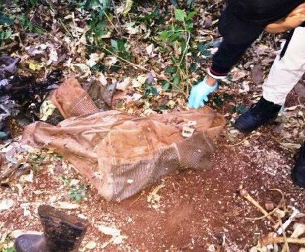 Moradores encontram ossada de homem desaparecido