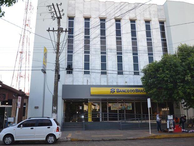Polícia flagra tentativa de roubo em agência do Banco do Brasil