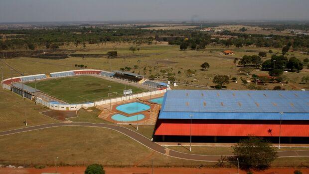 Parque Jacques da Luz será reformado, em Campo Grande
