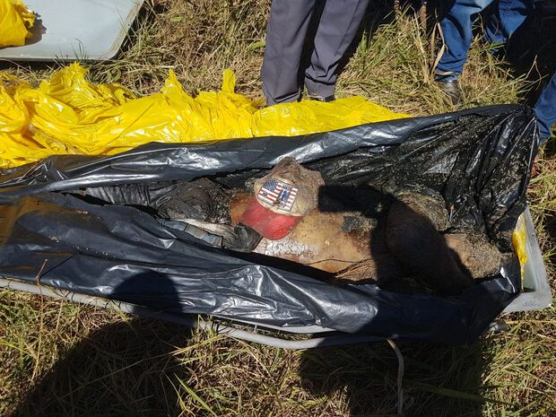 Homem é encontrado morto dentro de saco plástico
