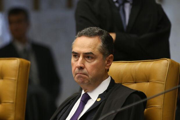 Congresso só deve dar aumento ao STF se houver verba, diz  Barroso