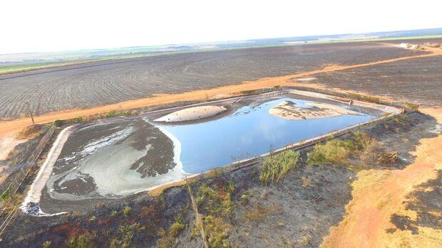 Usina é autuada em R$ 495 mil por incêndio em lavoura sem autorização