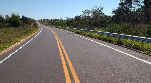 Pavimentação da Estrada do Curê é concluída