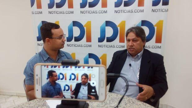 "O Senado passa pelo JD1 - Betini declara ""apoio a Bolsonaro"""