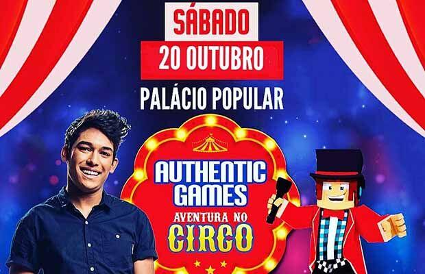 O mês da Criança terá Authentic Games com Marco Túlio em Campo Grande
