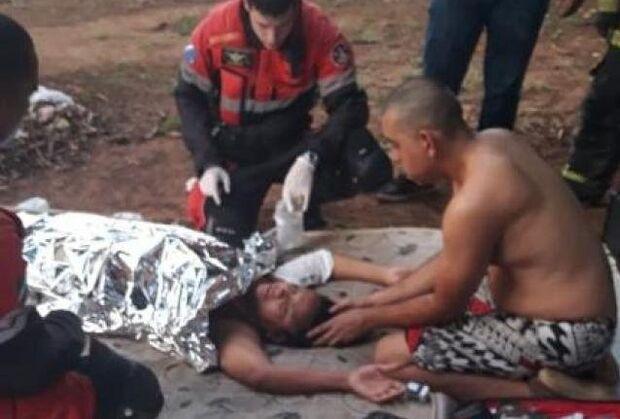 Acusado de estupro, Maggayver tentou matar esposa e filha queimadas
