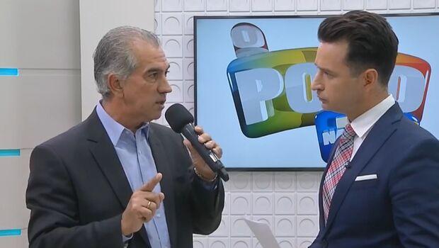 Reinaldo acusa promotor Marcos Alex de vazamentos