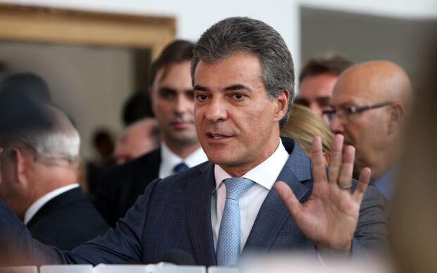 Beto Richa deixa prisão no Paraná