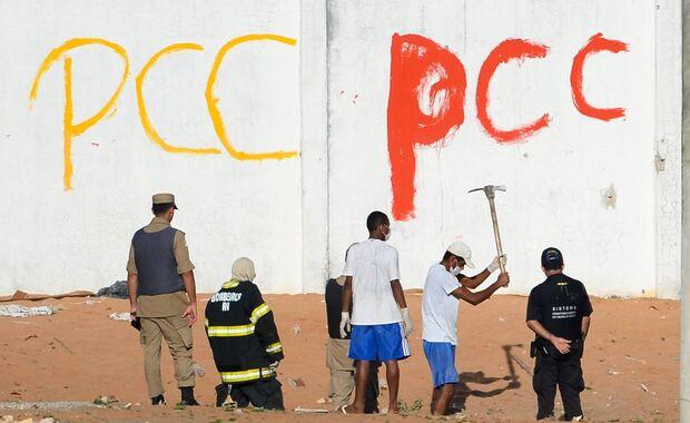 PCC planejava ataques durante as eleições