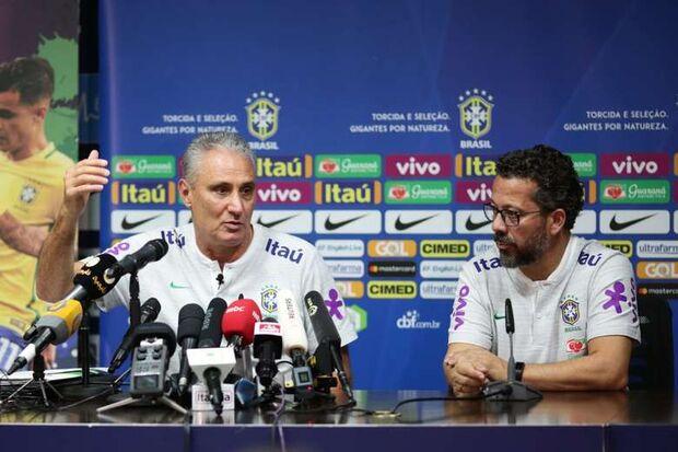 Brasil encara a Arábia Saudita em amistoso nesta sexta-feira