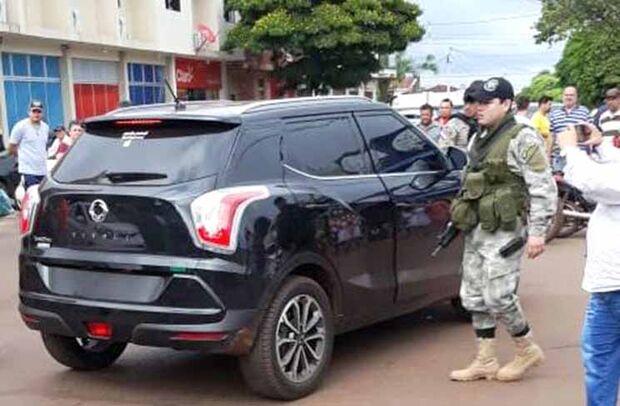 Brasileira é executada com nove tiros,em Pedro Juan