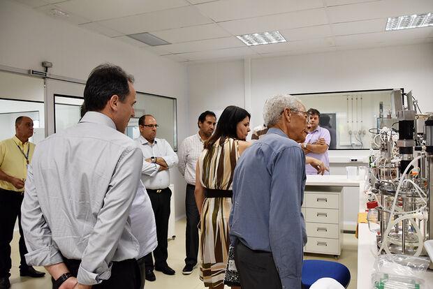 Senai, UFMS e Fiocruz vão desenvolver pesquisas em conjunto para indústrias de MS