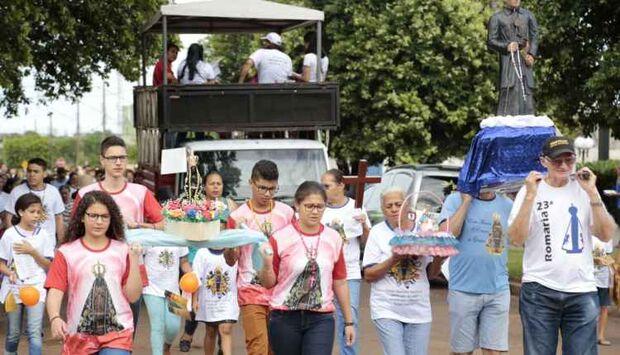 Dia de Nossa Senhora Aparecidade tem comemorações na capital