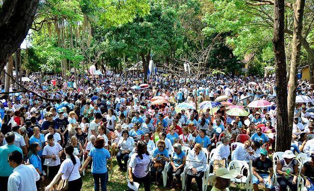 Paróquias Palotinas se preparam para celebrar o dia da padroeira do Brasil
