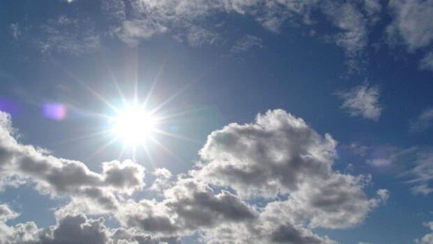 Quinta-feira será de sol com muitas nuvens em MS