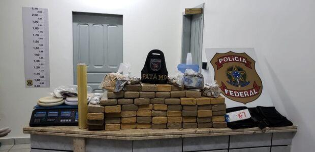 PF cumpre 19 mandados de prisão durante Operação Sativa