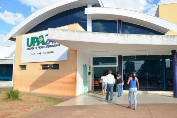 UPAs atendem com 33 pediatras nesta sexta-feira