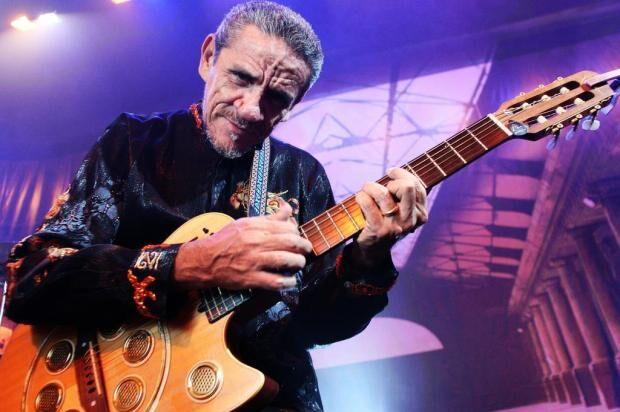 Dourados recebe o cantor Zé Ramalho nesta sexta-feira