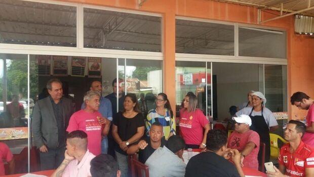População em situação de rua participaram de palestra
