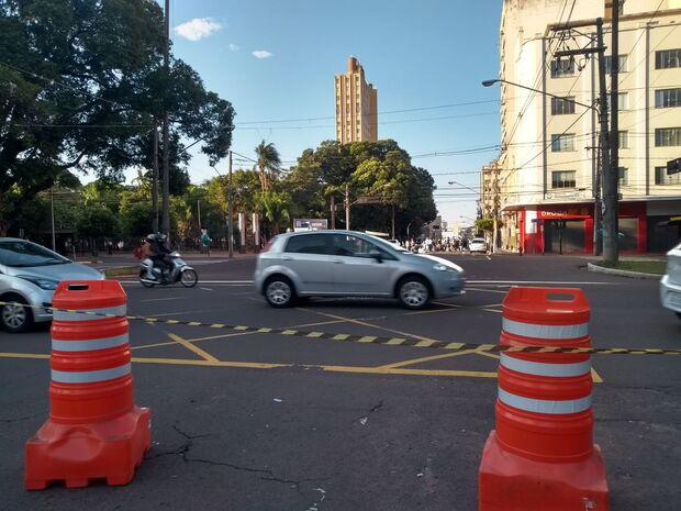 Confira as ruas que estarão interditadas neste final de semana na Capital