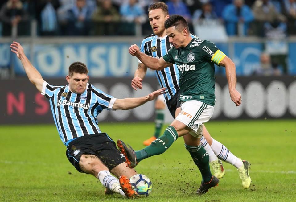 Palmeiras decide a Copa do Brasil contra o Grêmio em casa ...
