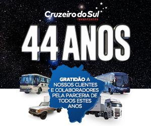 Cruzeiro do Sul - 44 anos