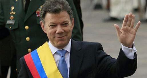 Resultado de imagem para presidente colombia