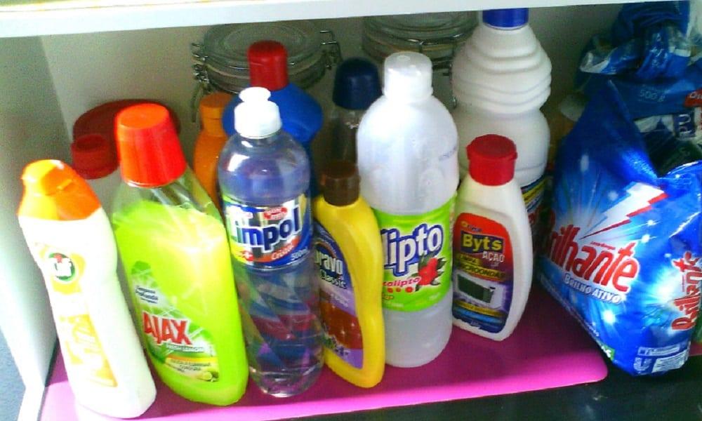 Cesta Básica De Limpeza,produtos De Limpeza,produtos